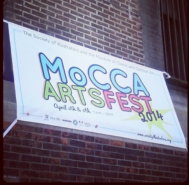 MoCCA Arts Fest